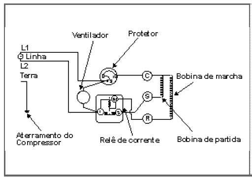 Circuito Electrico Heladera Comercial : Diagrama electrico frionline