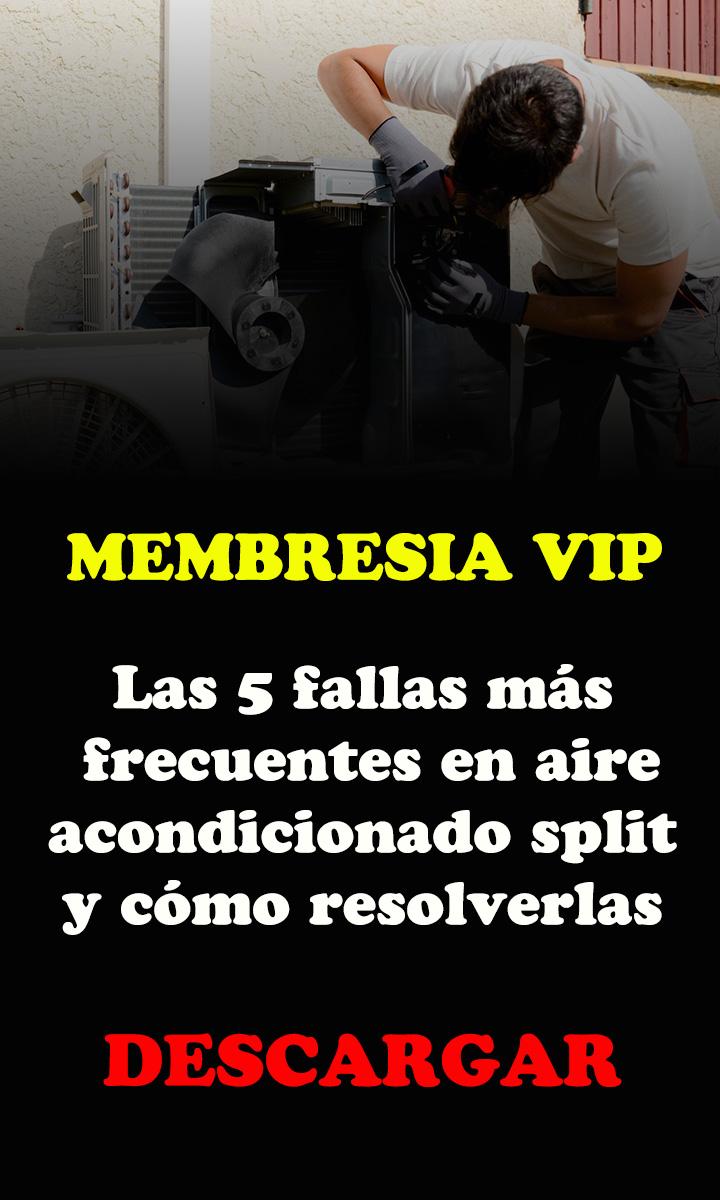 5 fallas VIP